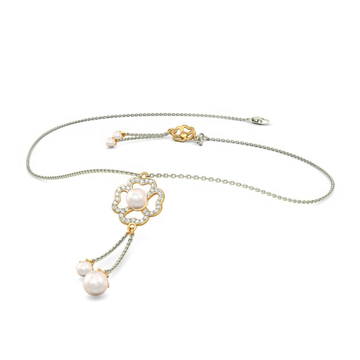The Fleur Line Necklace