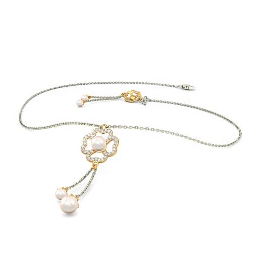 The Fleur Line Necklace