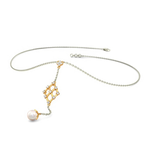 The Garner Line Necklace