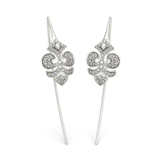 The Katayun Wire Earrings