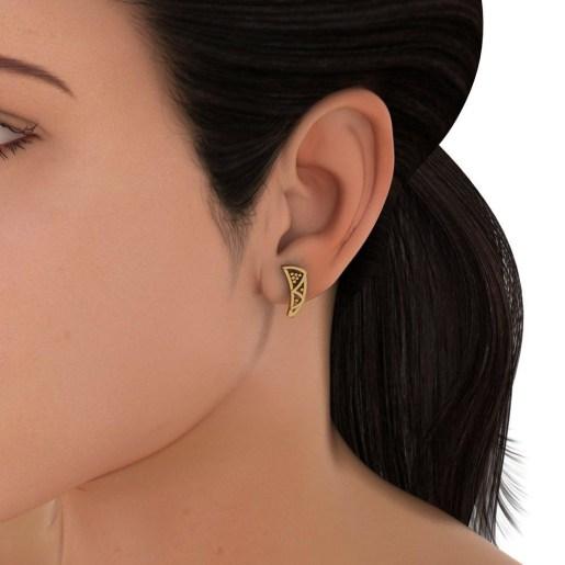 The Rohini Earrings