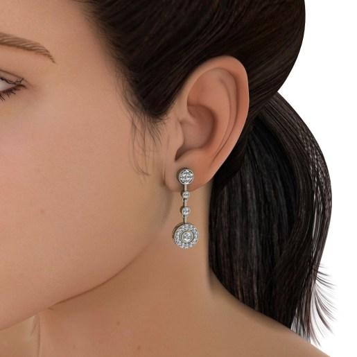 The Danya Earrings