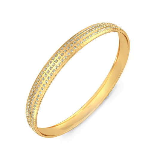 The Charming Speckly Bangle