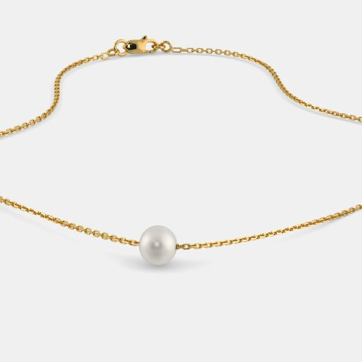 The Pearl Eyed Necklace