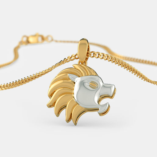 The Lion Pendant