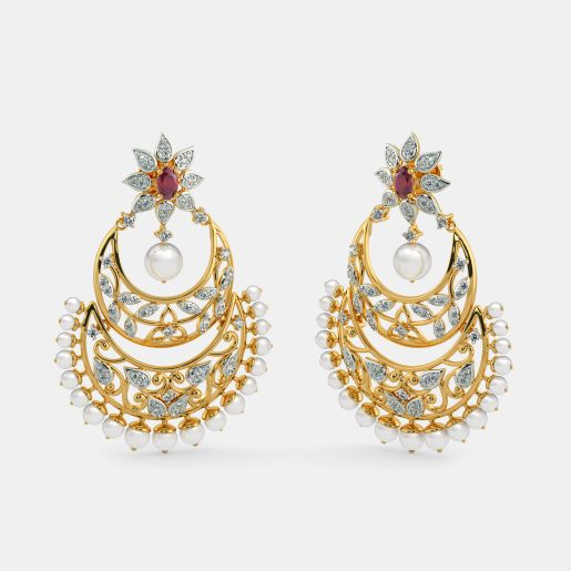 The Zufa Drop Earrings