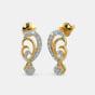 The Sunrise Stud Earrings